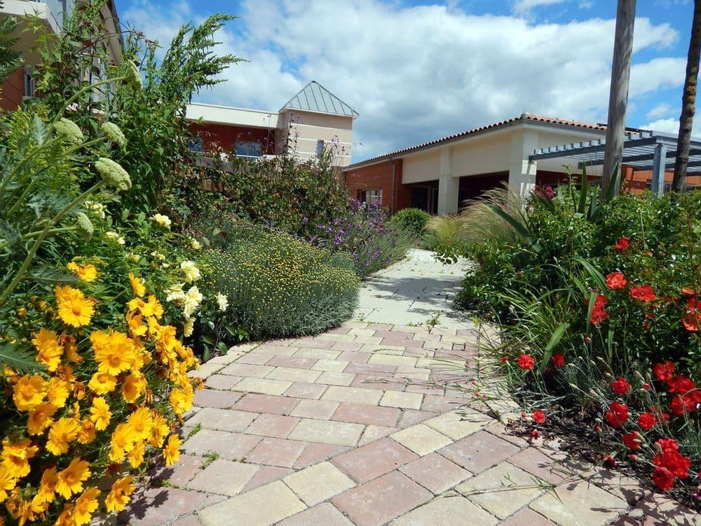 Jardin thérapeutique