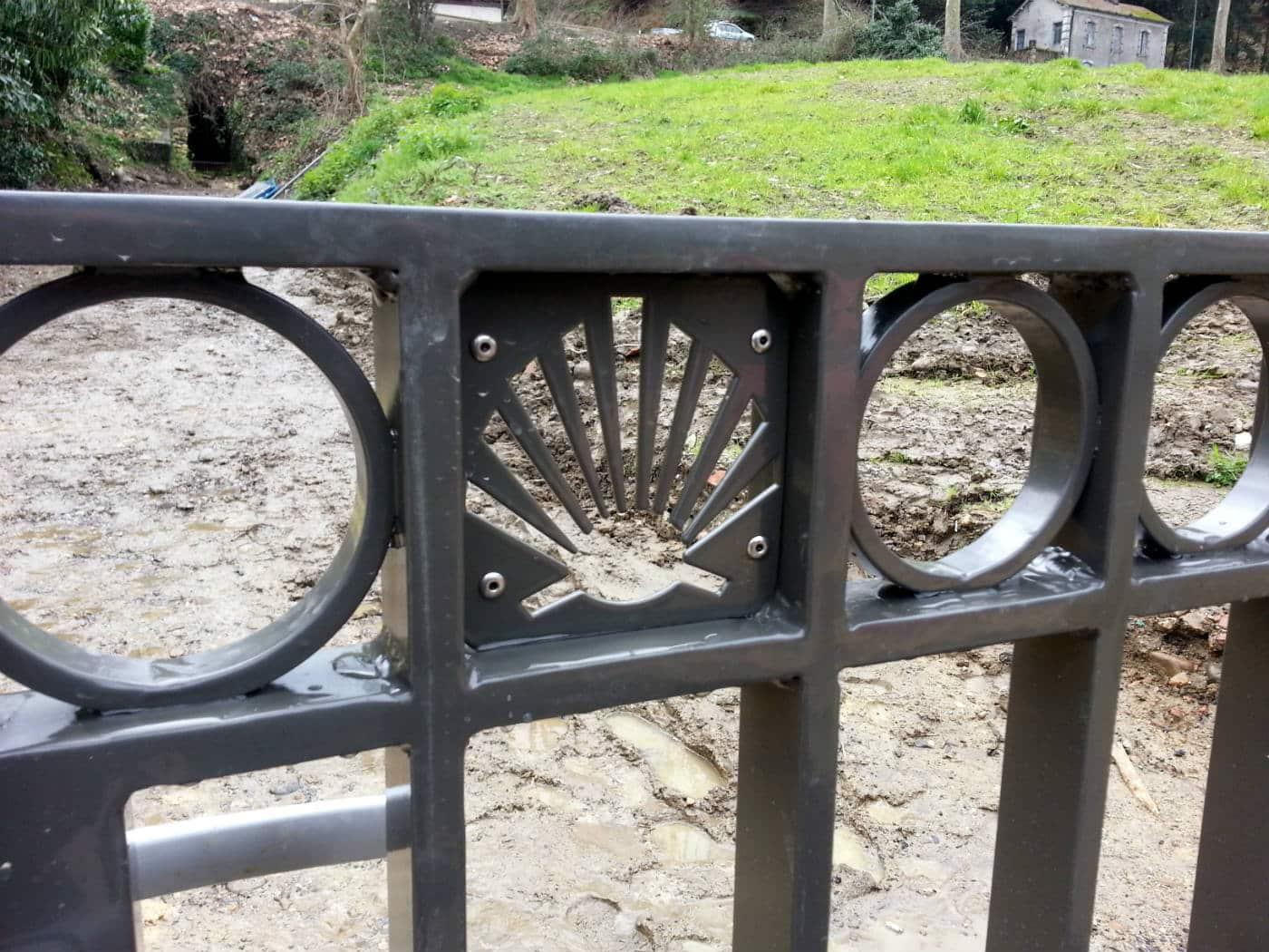Détail du portail