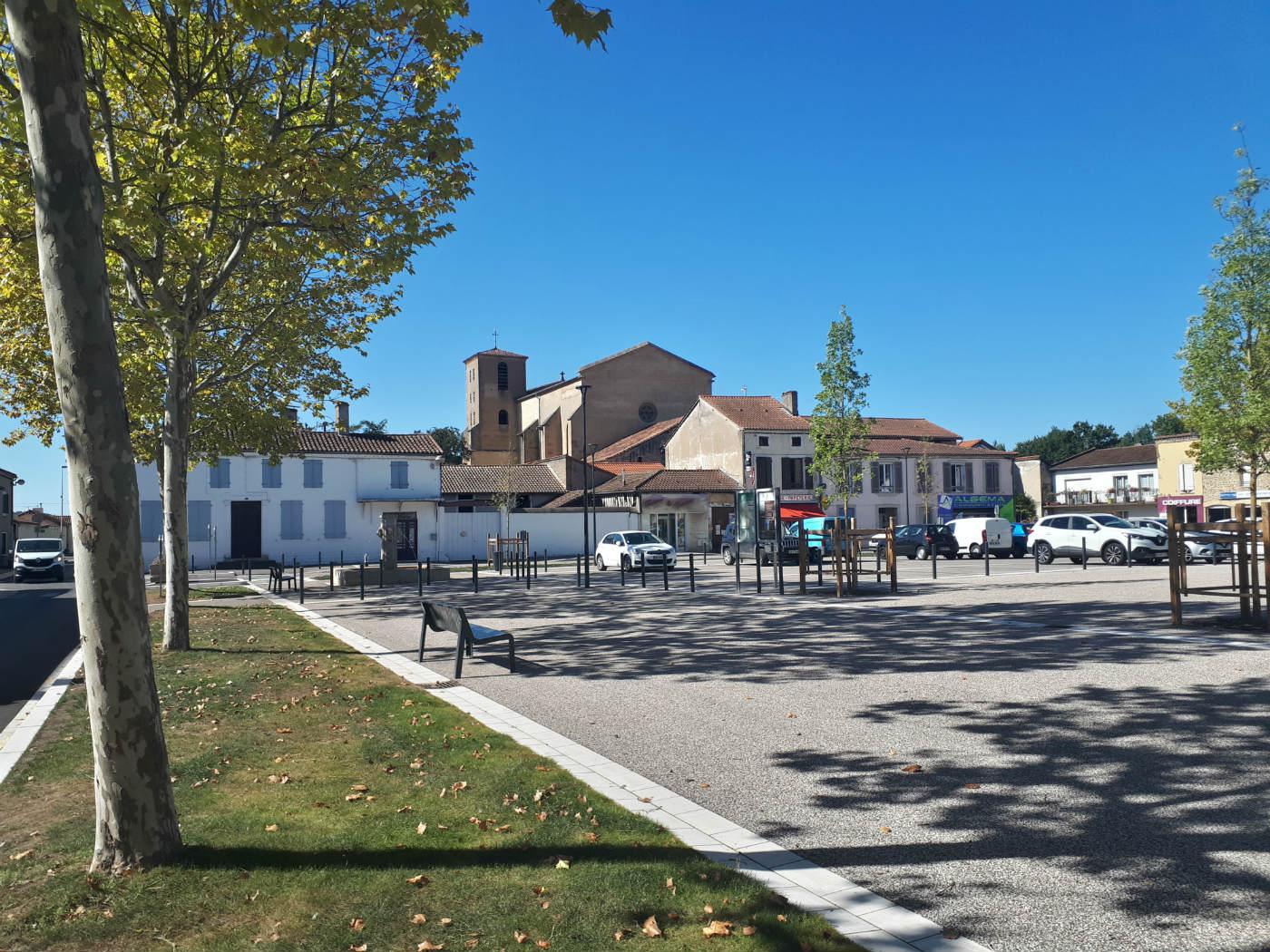 Place de la Garlande