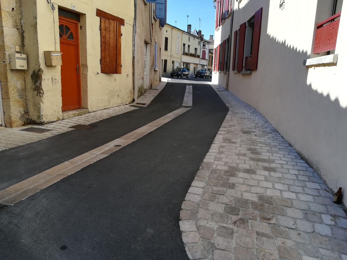 Rue Porte Saint Jean