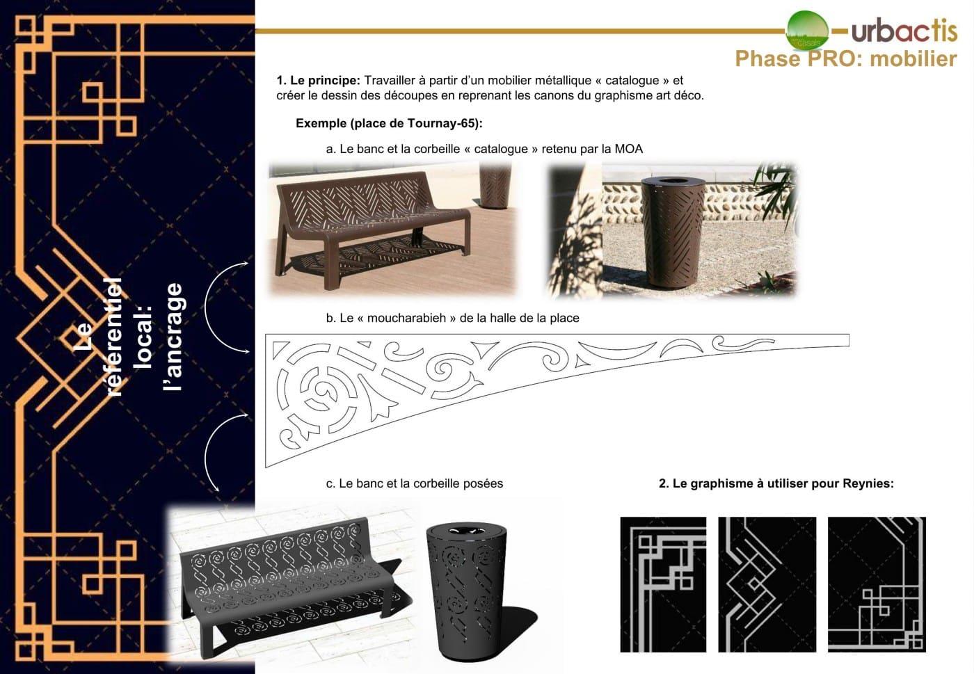 Proposition Proposition Art déco pour le mobilierArt déco pour le mobilier